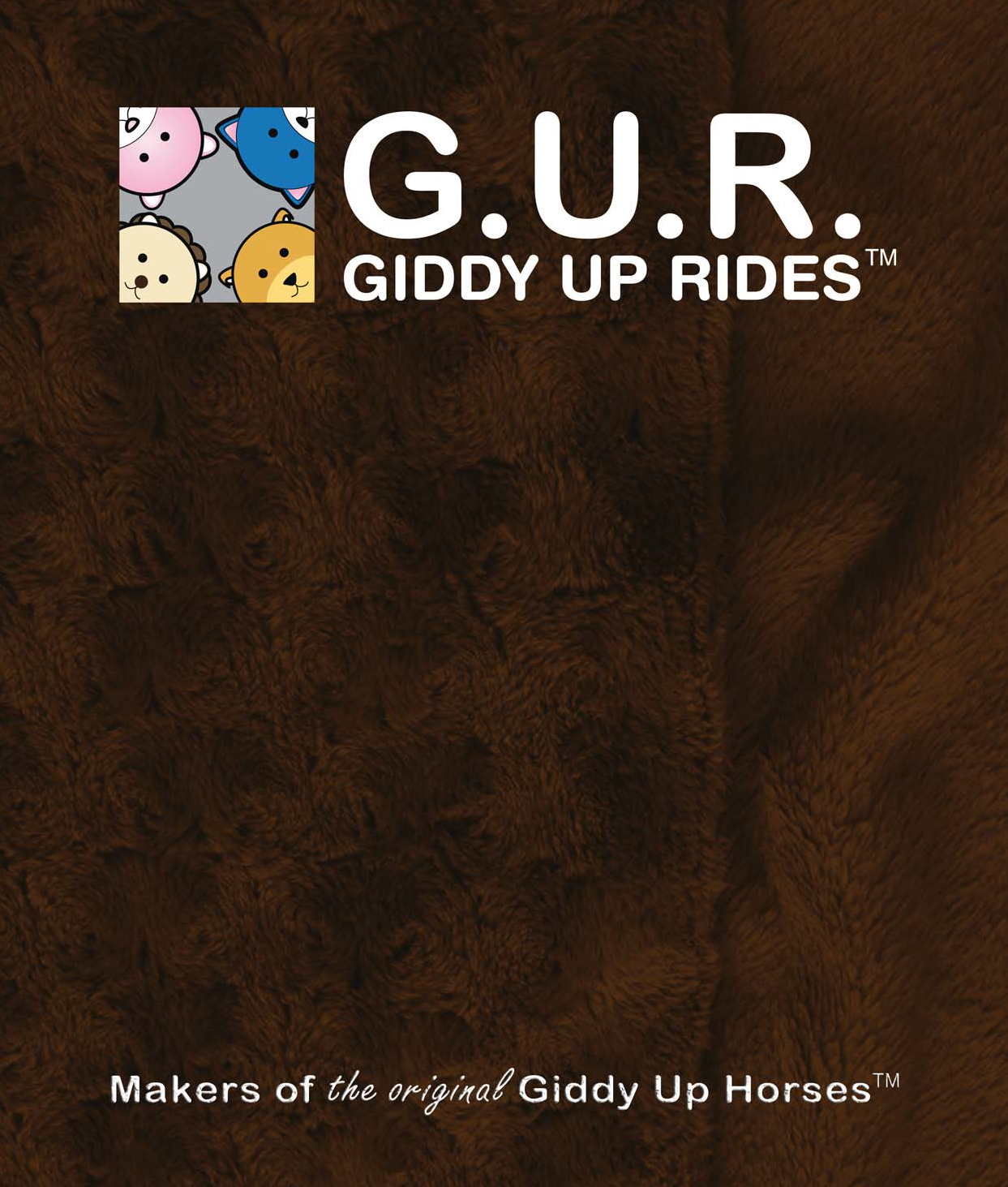 Giddy Up Horse Scooters Catalog